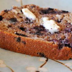 Greek Yogurt Blueberry Banana Bread Recipe   Key Ingredient