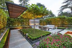 A Goldworthy Garden Installation By Nathan Burkett