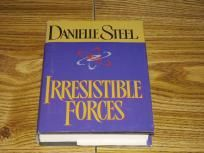 DANIELLE STEEL IRRESISTABLE FORCES HB NOVEL FREE SHIPPING