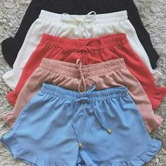 Luxury lingerie e Intimo Cute Lazy Outfits, Short Outfits, Trendy Outfits, Summer Outfits, Teen Fashion Outfits, Cute Fashion, Kids Fashion, Fashion Looks, Jugend Mode Outfits