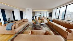 New York Tours, New York Apartments, Sofa, Couch, House Tours, Luxury Homes, House Plans, Houses, Dreams