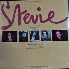 "Stevie (1978, Patrick Gowers) Mint 12"" Vinyl LP Original Soundtrack Recording; Guitar solo John Williams; Glenda Jackson, Trevor Howard"
