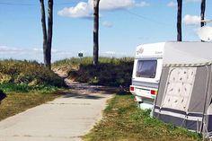 Ostseecamp Rostocker Heide Graal-Müritz - Wohnwagenstellplätze