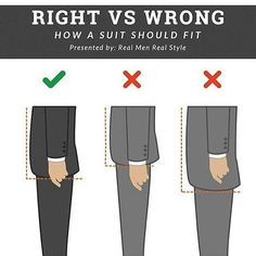 A quick and simple guide to show you how a suit should fit. These are the things you should look out for. . .  PC: @dailysuits #fashionguide4men #mens #fashion #style #classy #menstyle #menswear #menwithclass #styleformen #fashionblogger #OOTD #ootdmen #suitup #suitandtie #welldressed #welldressedmen #instagood #bestofmenstyle #mensfashion #dapper #stylish #dappermen #6ix #416 #howto
