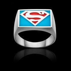Superman Ring