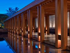 Retreat to Andaz Maui at Wailea Resort, a luxury hotel with direct access to Mokapu Beach. Enjoy spacious rooms, onsite dining, and our Awili Spa. Facade Lighting, Exterior Lighting, Hawaii Resorts, Hotels And Resorts, Luxury Hotels, Light Architecture, Architecture Details, Wailea Resort, Architectural Lighting Design
