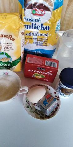 Jemné škoricové pečivo s pridaním sušeného mlieka (fotorecept) - recept | Varecha.sk Basket