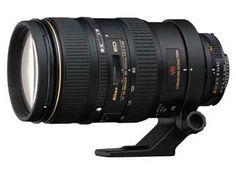 Nikon 80-400mm f/4.5-5.6D ED VR AF Zoom-Nikkor - Nikon Store