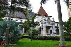 Palácio São Clemente - Rio de Janeiro - RJ - Brasil