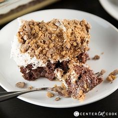 """Some people call it """"Better Than Sex Cake"""" while others call it """"Almost Better Than Sex Cake"""" or """"Better Than Anything Cake."""" I'll let you decide which name suits this cake best..."""