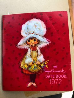 Your place to buy and sell all things handmade 1970s Childhood, Childhood Memories, Louise Little, Vintage Calendar, Days Of Future Past, Retro Kids, Get Happy, Ol Days, Vintage Greeting Cards