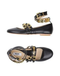 0514aedd14 Moschino Women Ballet Flats on YOOX. The best online selection of Ballet  Flats Moschino.