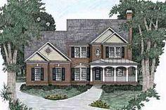 Another FAVORITE floor plan... House Plan 129-107