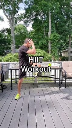 Hiit Workout Routine, Gym Workout Chart, Full Body Hiit Workout, Hitt Workout, Plyometric Workout, Gym Workout Videos, Gym Workout For Beginners, Weekly Workout Routines, Kickboxing Workout