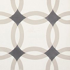 Granada Tile Echo Collection Athens Cement Tile NEW! | eBay