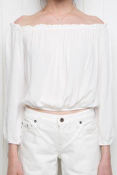 Brandy ♥ Melville | Maura Top - Tops - Clothing