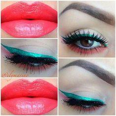 Eyes n lips