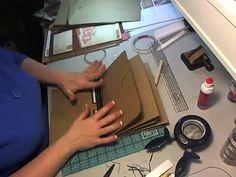 Stack the Deck with Flaps Mini Album - Laura Denison Designs