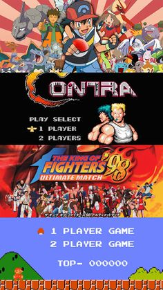 """Emulator Game List provide game lists of the """"good ol' days"""" of gaming on systems like Nintendo, Atari, Commodore 64, CPS1, CPS2, Gameboy Advance(GBA), Gameboy Color(GBC), MAME, Neo Geo, Nintendo 64, Nintendo DS, Nintendo GameCube, Sega games, Sega Game Gear, Sega Genesis, Sega Master System, Sony PlayStation, Super Nintendo and PC Engine - TurboGrafx16.<br>Popular Games included: Pokemon, Super Mario, Contra, Punch-Out, Final Fantasy, Mega Man, Tetris, Sonic, Street Fighter, King of…"""