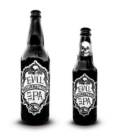 Evil Eye PA #beer #packaging