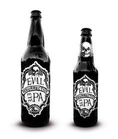 Evil Eye PA #beer #packaging
