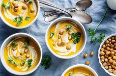 Nourishing Carrot Ginger Soup2