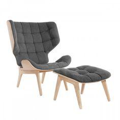Außergewöhnlich Designer Relaxsessel Von Batti Sichert Komfort Und Entspannung. Mammoth  Chair Sessel Von Norr11 Bei Ikarus.de