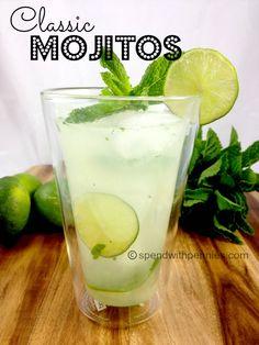 classic mojitos 1