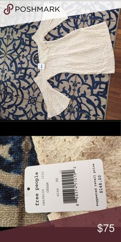 Brand new Free People dress Never worn! Free People Dresses