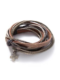 Beryll - Mod. 79 Bracelet | VAULT  Brown leather is my thing