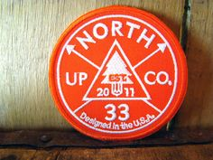 Up North Co. Scout Patch. $5.50, via Etsy.