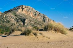 Rocky Mountain & Sand Dunes by QueenDesigns on @creativemarket