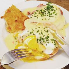 """Diane Kruger shares her Paris travel guide: here, Coffee Parisien. """"It's got great Eggs Benedict."""""""