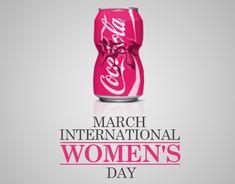 Ознакомьтесь с этим проектом @Behance: «8 March International Women's Day» https://www.behance.net/gallery/7513221/8-March-International-Womens-Day