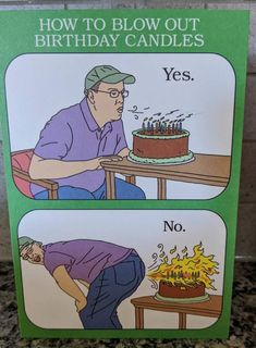 Saw this card at made me laugh out loud. Sarcastic Birthday, Happy Birthday Meme, Birthday Quotes, Birthday Greetings, Birthday Wishes, Birthday Cards, Birthday Funnies, Birthday Bash, Dumb Photos