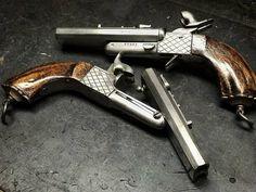 2,875 отметок «Нравится», 9 комментариев — Randy Madruga (@hyperiousx) в Instagram: «@Regrann from @bigalsgunandpawn - Couple of Belgian 9mm pinfire dueling pistols. 10 paces and turn…»