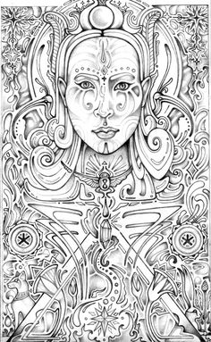 Knotwork Dovahkiin By AHairyBastarddeviantart