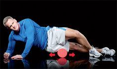 How to Re-Generate Your Golf Muscles Using a Foam Roller