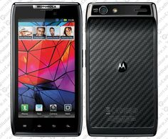 Motorola RAZR - Android 4.0 arrivera' prima in Europa