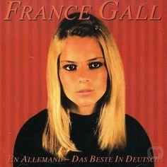 France Gall - En Allemand-das Beste In