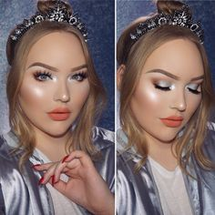 Make up by nikkietutorials