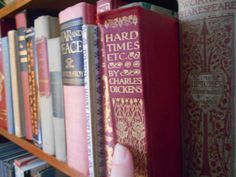 Hard Times by Charles Dickens. Everymans library. Hardcover 1912. With an introduction by G.K. Chesterton Hardcover: very good vintage condition,