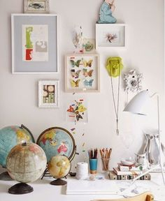 Inspiration Monday: Wall Art Collage