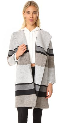Shop for Cupcakes And Cashmere Allesa Drape Coat on ShopStyle.com