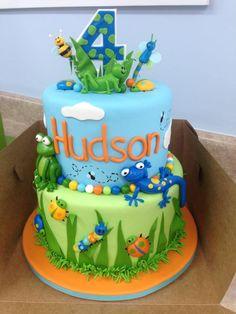 Bug cake!
