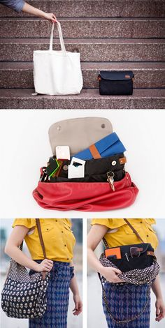The Any Bag Camera Bag Insert from Photojojo turns any bag you've got into a safe, soft, protective camera bag. Keep your sense of style and your photo gear intact.