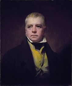 Sir Walter Scott (1771-1832), Scottish writer and poet and one of the greatest historical novelists.   Scott was born on August 15, 1771, in Edinburgh as the son of a solicitor Walter Scott and Anne, a daughter of professor of medicine. An early illness left him lame in the right leg, but he grew up to be a man over six feet and great physical endurance.