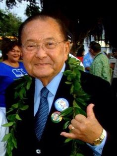 "Rest In Peace Sen. Daniel Inouye. He was a WWII veteran and Japanese-American hero with the 442nd Regimental Combat Team. He helped shaped Hawaii since its statehood and publicly served for 8 decades, becoming the most senior member of the US Senate. An incredible life that he left with a fitting ""Aloha.""  #Inoue #US #WWII #GoForBroke #Hawaii"