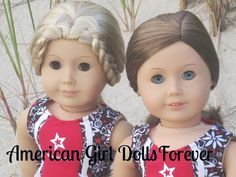 American Girl Dolls Forever!