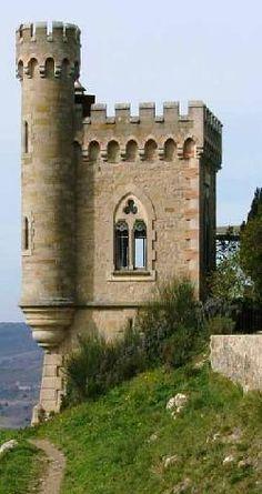 Rennes le Chateau, frankrijk #bucketlist